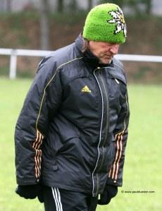Willi Küpper, Neuer Trainer des SV Nierfeld II.