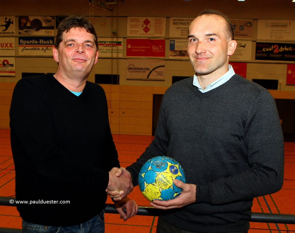 HANDBALL. Wudniak neuer Trainer in Kuchenheim