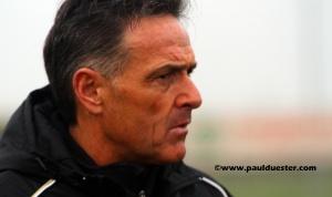 Achim Züll (Trainer SV Nierfeld).