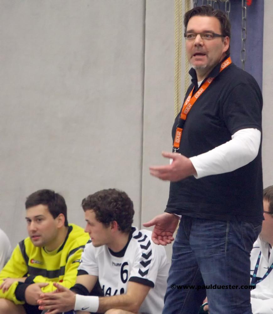 HANDBALL. Landesliga. Spannung bis zum Schluss (5/6)