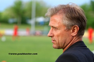 Andrzej Rudy übernimmt die B-Jugend-Bundesliga Mannschaft des ETSC.