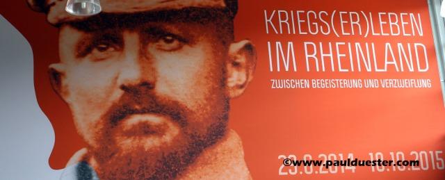 WEB 2606 FLM Ausstellung Kriegsleben im Rheinland 1914 PD 0