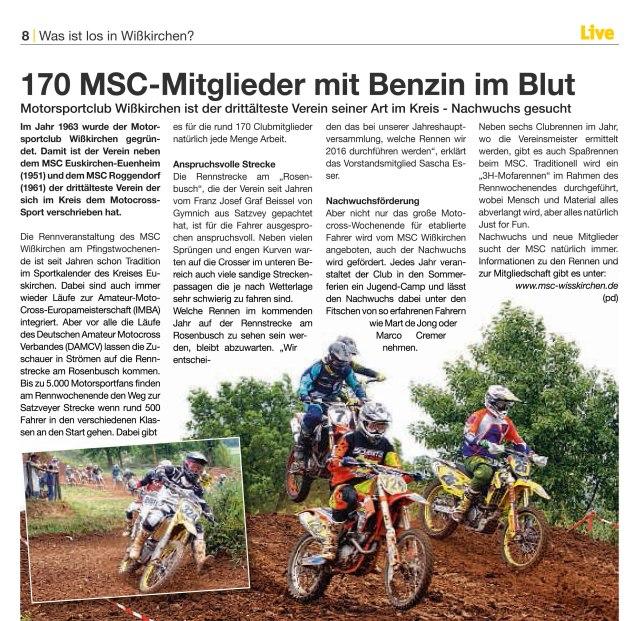 MSC Wißkirchen