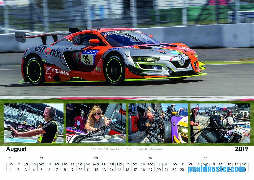 motorsport kalender 2019 gtronix 360 team mcchip dkr paul d ster